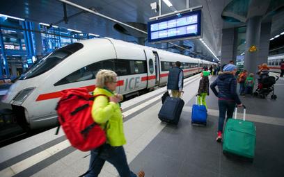 Deutsche Bahn: jest porozumienie płacowe z maszynistami