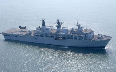 """Brytyjski okręt rozzłościł Chiny. """"To prowokacja"""""""