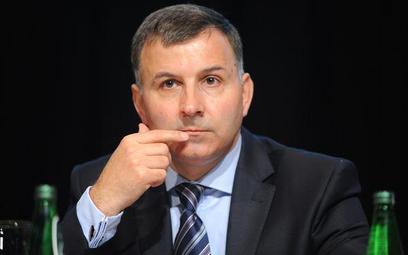 Zbigniew Jagiełło, prezes PKO?BP