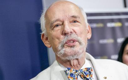 Janusz Korwin-Mikke: Wcale więc bym się nie zdziwił, gdyby tak 16 września, na zakończenie manewrów,
