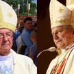 Abp Sławoj Leszek Głódź (z lewej) i bp Edward Janiak muszą zasilić m.in. fundusz Fundacji św. Józefa