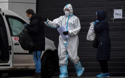 """Rosja: Pojawiła się """"syberyjska"""" wersja koronawirusa?"""