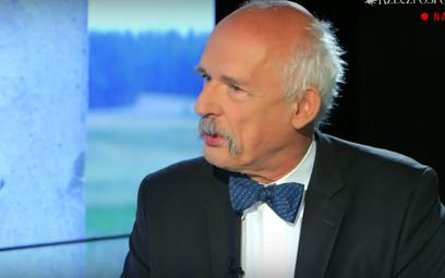 Janusz Korwin-Mikke o wyborze Emmanuela Macrona na prezydenta Francji