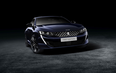 Peugeot 508 First Edition: kosztowne pierwszeństwo