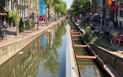 Amsterdam ma ogromny problem: miasto zaczyna tonąć
