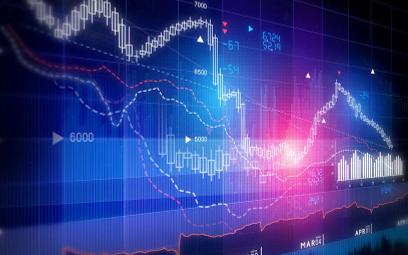 Działania EBC oraz FED połączone z wyborczymi wstrząsami w USA zepchneły giełdy w dół