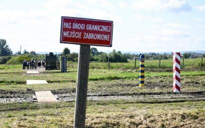 Przyłapani na nielegalnym przekroczeniu granicy nie mają czego szukać w Polsce