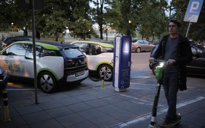 Pojazdy na minuty zaleją polskie miasta