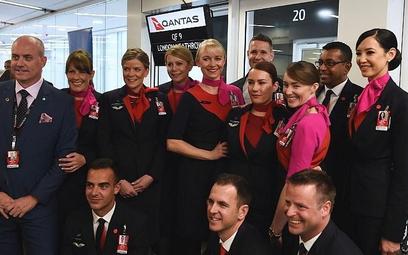 Ostatnie zdjęcie załogi przed startem w Australii