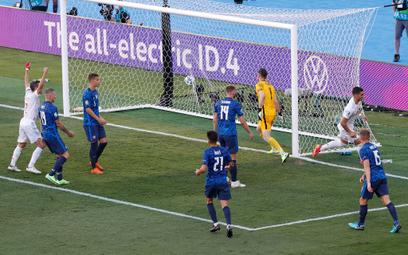 Pięć bramek Hiszpanii. Słowacja żegna się z Euro 2020