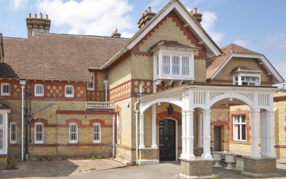 Dom dla księżniczki. Do kupienia posiadłość na wyspie Wight