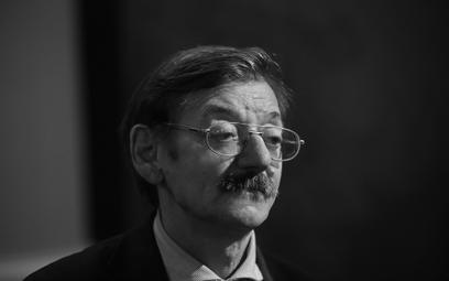 Nie żyje Jerzy Targalski