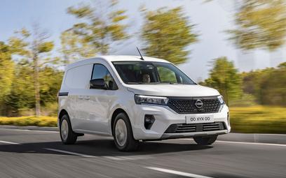 Nissan Townstar: Dostawczak bez diesla, ale z elektrykiem