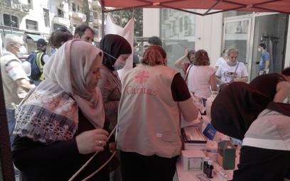 Caritas Polska apeluje o pomoc dla Bejrutu