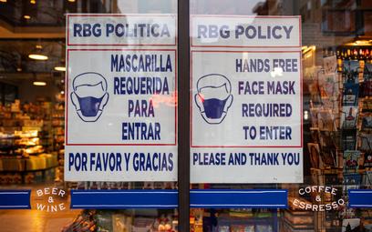 USA: Fauci mówi o tym, kiedy będzie można zdjąć maski