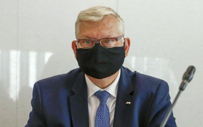 Marek Suski: Chcemy być w Unii Europejskiej, ale nie chcemy być w kołchozie europejskim