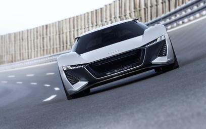 Elektryczna przyszłość Audi R8