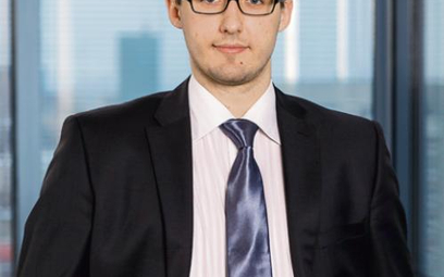 Michał Malesa, konsultant w warszawskim biurze Deloitte Doradztwo Podatkowe sp. z o.o.