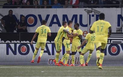 Liga francuska: Mariusz Stępiński strzelił gola dla FC Nantes