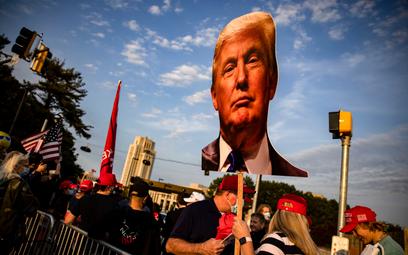 Bukmacherzy wstrzymują zakłady o wynik wyborów w USA. Przez chorobę Trumpa