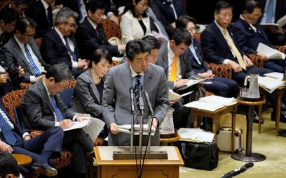 Premier Japonii: Koronawirus nie zagraża igrzyskom