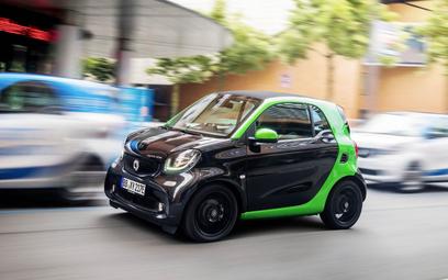 Daimler wycofuje markę Smart z USA i Kanady