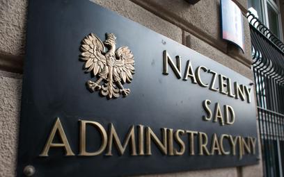 Sędziowie w NSA przywróceni ze stanu spoczynku do orzekania