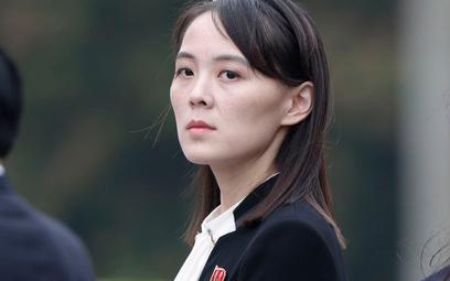 Siostra Kim Dzong Una do USA: Chcecie spać spokojnie? Nie powodujcie smrodu