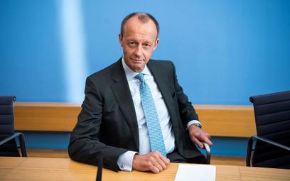 Następcą Merkel w CDU będzie jej zażarty przeciwnik?