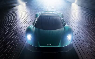 James Bond będzie jeździł 1000-konnym Astonem Martinem