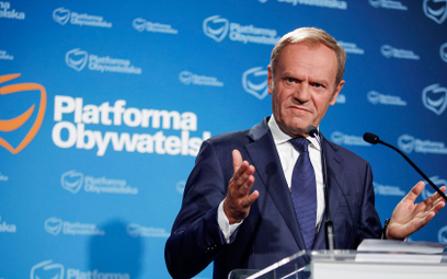Sondaż: Powrót Tuska źle wpłynie na polską politykę