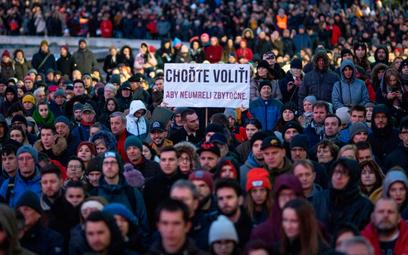 Osiem dni przed wyborami przypadła druga rocznica zabójstwa dziennikarza Jána Kuciaka, ujawniającego