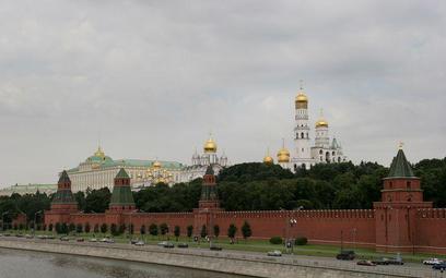 Siedziba rosyjskiego prezydenta - Kreml.