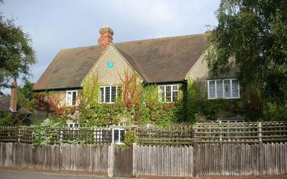 Dom w Oxfordzie, w którym mieszkał J.R.R. Tolkien z rodziną