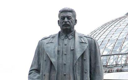 Pomnik Józefa Stalina fot. reibai