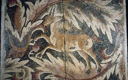 Rozsypująca się mozaika