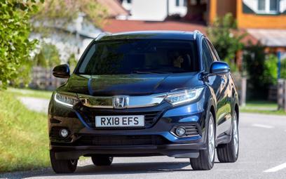 Nowa Honda HR-V: Pożegnanie z dieslem