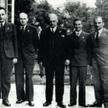VI Olimpiada Szachowa rozegrana 16 – 31 sierpnia 1935 w Warszawie. Reprezentacja Polski zdobyła trze