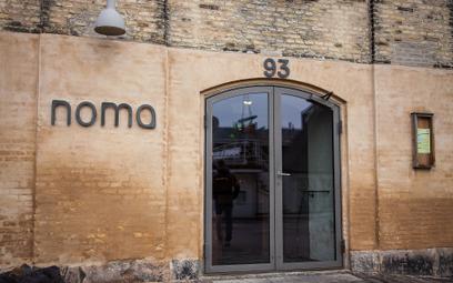 Restauracja Noma istnieje od 2003 roku.
