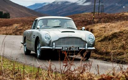 Po 55 latach Aston Martin wznawia produkcję pierwszego auta Bonda