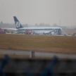 Awaryjne lądowanie beoinga 767 odbyło się 1 listopada 2011 roku