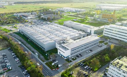 Zakłady Collins Aerospace we Wrocławiu