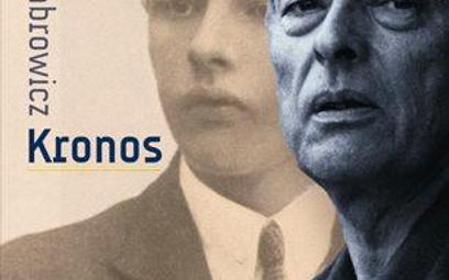 """Kronos, Witold Gombrowicz - Wydawało się, że o Gombrowiczu wiemy wszystko. """"Kronos"""" dowodzi, że to z"""