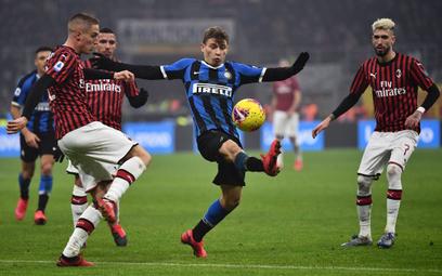 Sześć bramek w derbach Mediolanu. Niesamowity finisz Interu