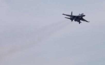 Su-35. Fot./Bloomberg