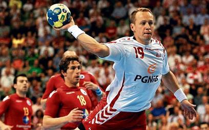 Tomasz Tłuczyński zdobył w Poznaniu osiem bramek
