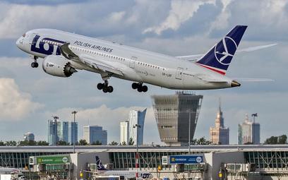 LOT wylatał 9 milionów pasażerów i zysk