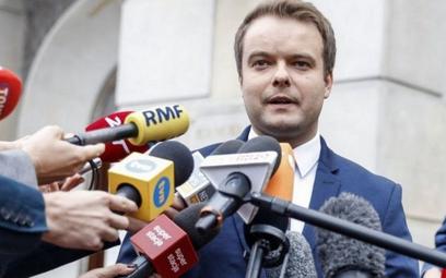 Rafał Bochenek kandydatem PiS na przewodniczącego sejmiku małopolskiego