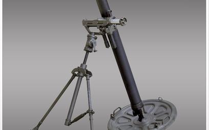 98 mm moździerz M-98. Fot./HSW.