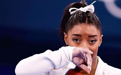 Simone Biles już nie umie bawić się gimnastyką